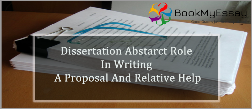 How to write an abstract for your dissertation uk