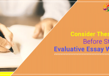 Evaluative Essay Writing Help