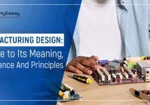 Manufacturing Design Assignment Help