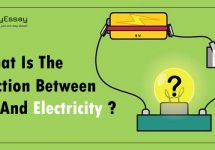 Connection Between Metal and Electricity