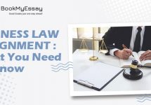 Business Law Assignment : What You Need to Know